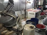 Lật tẩy 'chiêu thức' dùng vôi bột để tẩy trắng lòng bò