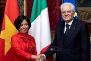 Việt Nam ưu tiên phát triển quan hệ hợp tác toàn diện với Italy