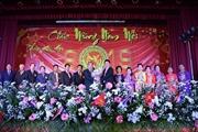 Việt kiều Bangkok, Thái Lan mừng xuân Kỷ Hợi