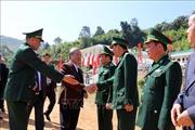 Thường trực Ban Bí thư Trần Quốc Vượng thăm, chúc Tết tại Sơn La