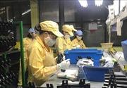 Các doanh nghiệp của Hà Nội hồ hởi khí thế sản xuất sau nghỉ Tết