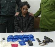 Đối tượng tàng trữ ma túy bắn bị thương một chiến sĩ công an
