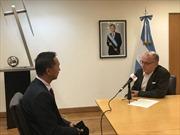 Việt Nam có vai trò quan trọng trong tổng thể mối quan hệ quốc tế của Argentina
