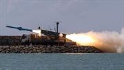 Hải quân Iran phóng thử tên lửa hải đối hải trong tập trận Velayat-97
