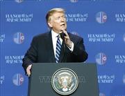 Tổng thống Mỹ lạc quan về cơ hội hòa bình Trung Đông