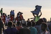 Vụ tai nạn máy bay Ethiopia: LHQ treo cờ rủ, tưởng niệm 21 nhân viên thiệt mạng
