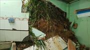 Bắc Kạn: Sạt lở đất vùi lấp một phần ngôi nhà làm hai cháu nhỏ tử vong