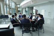Quan chức hai miền Triều Tiên tiếp tục họp tại văn phòng liên lạc chung