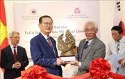 Lần đầu tiên tổ chức Triển lãm giao lưu Mỹ thuật quốc tế Hàn Quốc - Việt Nam