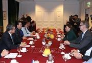 Chủ tịch Quốc hội Nguyễn Thị Kim Ngân tiếp lãnh đạo Tập đoàn Safran, Pháp