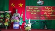 Họp mặt mừng Tết cổ truyền Chôl Chnăm Thmây của đồng bào Khmer