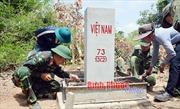 Bình Phước hoàn thành công tác phân giới cắm mốc phụ trên tuyến biên giới với Campuchia