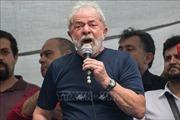 Tòa án tối cao Brazil từ chối yêu cầu phóng thích cựu Tổng thống Lula da Silva