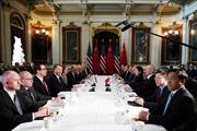 Mỹ - Trung tiếp tục đàm phán thương mại vào tuần tới