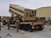 Lực lượng Mỹ tại Hàn Quốc diễn tập khẩu đội pháo THAAD