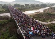 Mexico kêu gọi Mỹ đầu tư vào Trung Mỹ để ngăn chặn dòng người di cư