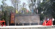Khánh thành bia lưu niệm Văn phòng Khu ủy V và công nhận hai xã an toàn khu ở Quảng Nam
