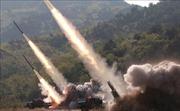 Tổng thống Mỹ coi vụ Triều Tiên phóng tên lửa mới đây là 'rất bình thường'