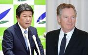 Cuối tháng 5, Mỹ - Nhật Bản sẽ đàm phán thương mại cấp bộ trưởng