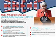 Nước Anh sẽ làm những gì cho tới thời điểm Brexit ngày 31/10/2019?