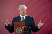 Tổng thống Mexico kêu gọi đối thoại với Mỹ về vấn đề người di cư