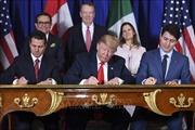Mỹ, Mexico và Canada khởi động tiến trình phê chuẩn thỏa thuận thương mại mới