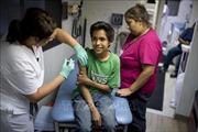 Mỹ ghi nhận trên 1.000 ca nhiễm sởi