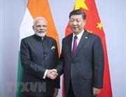 Lãnh đạo Ấn Độ-Trung Quốc hội đàm bên lề SCO
