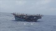 Hỗ trợ khẩn cấp một ngư dân bị nguy kịch trên biển