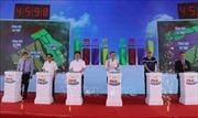Phú Yên khánh thành tổ hợp nhà máy điện mặt trời