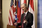 Đặc phái viên Liên hợp quốc tới Syria