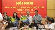 Bắc Giang bầu bổ sung 2 ủy viên Ban Thường vụ Tỉnh ủy nhiệm kỳ 2015 - 2020