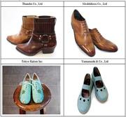 Gần 700 đơn vị tham gia chuỗi triển lãm quốc tế ngành da giày