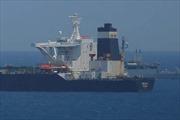 Gibraltar bắt giữ thuyền trưởng và một sĩ quan trên tàu chở dầu Iran