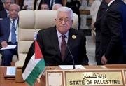 Palestine tái khẳng định quan điểm về tiến trình hòa bình Trung Đông