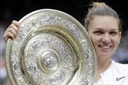 Dễ dàng khuất phục Serena Williams, Halep lần đầu tiên vô địch Wimbledon