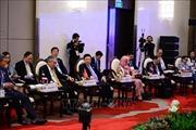 Các Bộ trưởng Ngoại giao ASEAN gặp đại diện Ủy ban chính phủ ASEAN về nhân quyền