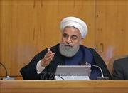 Tổng thống Iran chỉ trích Mỹ áp đặt trừng phạt Ngoại trưởng nước này
