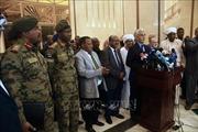 Hội đồng quân sự Sudan và phe đối lập ký Tuyên bố Hiến pháp