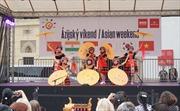 Đậm nét văn hóa Việt Nam trong lễ hội 'Asian Weekend 2019' ở Slovakia