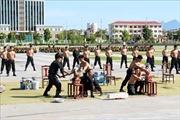 Công an thành phố Hà Nội đoạt giải Nhất hội thi điều lệnh, bắn súng, võ thuật khu vực phía Bắc