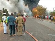 Điện chia buồn về vụ nổ xe bồn chở nhiên liệu nghiêm trọng tại thành phố Morogoro