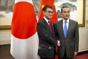 Nhật - Trung xác nhận tăng cường phát triển hơn nữa quan hệ