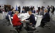 Mỹ phủ nhận căng thẳng thương mại với Trung Quốc gây bất đồng G7