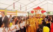 Đại lễ Vu Lan, khởi công xây dựng chùa Vĩnh Nghiêm tại CH Séc