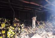 Vụ cháy Công ty Rạng đông: 10 chiến sĩ cứu hỏa xét nghiệm thủy ngân đều ở giới hạn cho phép