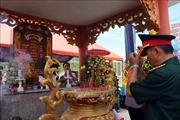 Khánh thành nhà bia tưởng niệm liệt sĩ tại Nông Sơn, Quảng Nam
