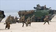 NATO tập trận ở Biển Baltic