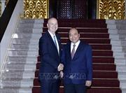 Thủ tướng Nguyễn Xuân Phúc tiếp Thống đốc bang Nebraska, Hoa Kỳ