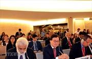 Bế mạc Khoá họp thứ 42 Hội đồng nhân quyền Liên hợp quốc